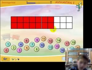"Mathematikus - Übung ""Zwanzigerfeld"""